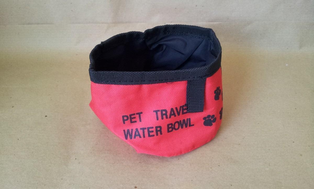 Vasilha de água portátil para cães