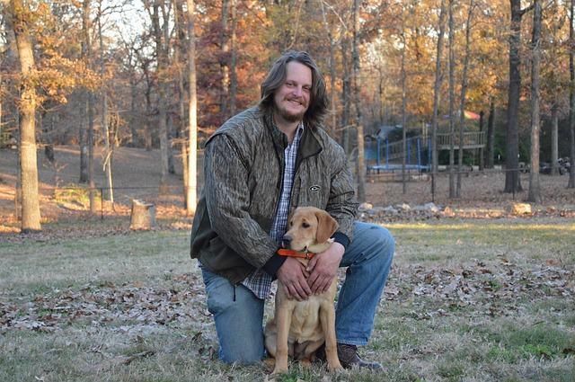 Cão e dono: fidelidade e amor até os últimos instantes