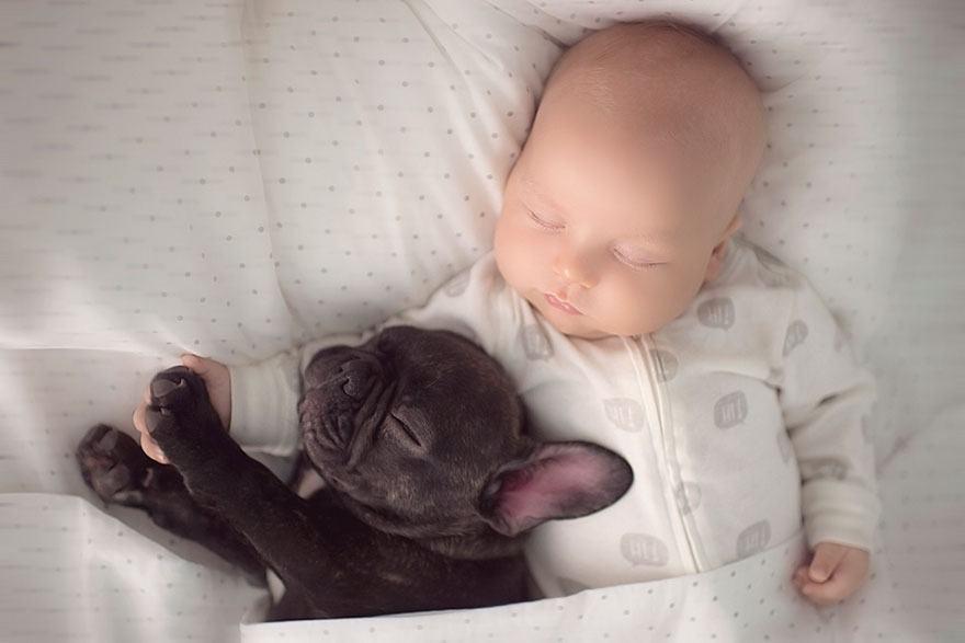 bebe-dormindo-com-caozinho