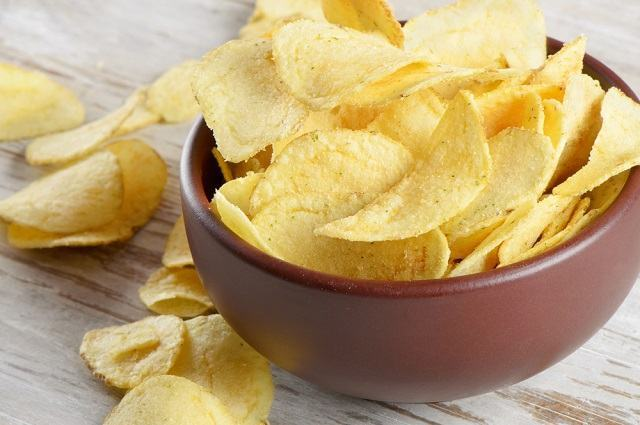 Imagem de chips